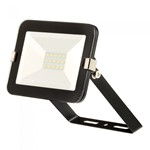 10W LED Slimline Floodlight - BLACK