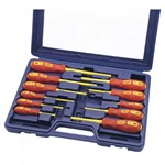 11 Piece Insulated Screwdriver Set