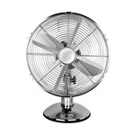 12 inch Oscillating Portable Desk Fan
