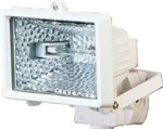 120 Watt White Halogen Flood Light
