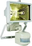Timeguard SLW100G 100W PIR Halogen Floodlight Energy Saving - White