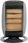 1600W Oscillating Halogen Heater