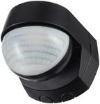180 PIR Light Controller Black