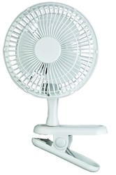 2 Speed 6 inch Clip On Fan