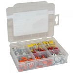 200 Piece Compact Push Wire Kit with Case