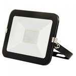 20W LED Slimline Floodlight -BLACK