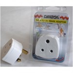 Travel Adaptor - 21121 India to UK Adaptor