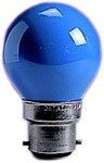 25W Blue 45mm BC Ball Lamp