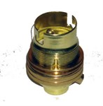 3003E 1/2 inch BC Brass Lamp Holder