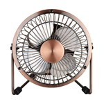 4 inch Antique Mini Portable Fan - Antique