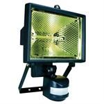 400 Watt Black PIR Motion Detector Floodlight
