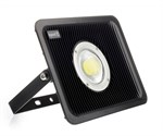 Brackenheath ispot C LED Driverless Floodlight 50W Black