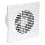6 inch Slimline Extractor Fan with Humidistat - IP44