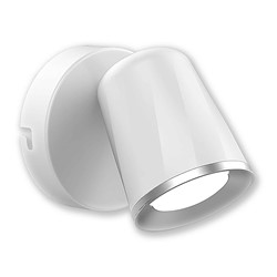 6W iSPOT-K Light 1 Way - White