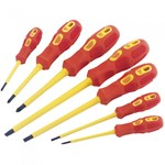 7 Piece VDE Screwdriver Set