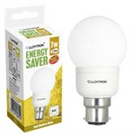 7W BC Opal Mini Round Energy Saving Bulb