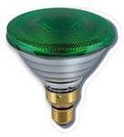 80W Green Par 38 Reflector Bulb