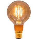 Bell Vintage Small Globe 4W Dimmable Filament LED - BC