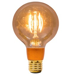 Bell Vintage Small Globe Dimmable 4w Filament Led Es
