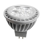 GE Lighting 7W Mirrored Reflector Dimmable LED Bulb 827 25 Degree