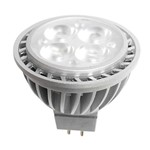 GE Lighting 7W Mirrored Reflector Dimmable LED Bulb 830 25 Degree