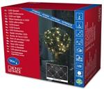 Konstsmide Light Sets 96 LEDs Net Light On White Cable - Warm White