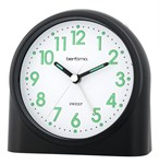 Bentima Sweeper One Black Alarm Clock