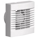 Airvent 4 inch Axial Fan with Timer & Back Draught Shutters