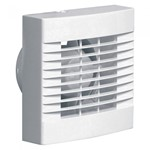 Airvent 4 Inch Bathroom Extractor Fan with Adjustable Timer - IP44