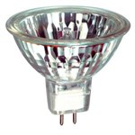 Low Voltage MR16 Dichroic 50W Flood Halogen