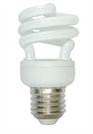 Bell - 15w ES Spiral Daylight Energy Saving Light Bulb 6500k