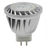 BellMR113W Non Dimmable GU4 LED Lamp - Warm White