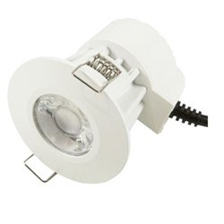 Bell 8W Dimmable LED Eco Firestay Downlight 3000K 240V IP65