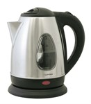 Brushed  Stainless Steel Kettle - E1501SS