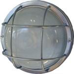 Dar Salcombe Stainless Steel Round Bulkhead