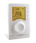 Delta Dore TYBOX 137 Wireless Room Thermostat with Dial Delta Dore: TYB