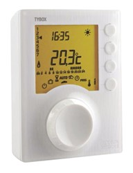 Delta Dore Thermostat - Thermostat Tybox 217 with Batteries