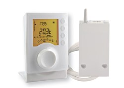 Delta Dore Tybox 137 Programmable RF Thermostat