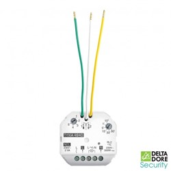 Delta Dore TYXIA 4840 Wireless Reciever Micromodule - 1 Lighting Dimming Channel + Timer