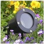 Deltech Garden Spike Light Fitting IP65 Black