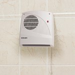 Dimplex 2.0kW Bathroom Fan Heater With Pullcord and Timer