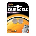 Duracell CR2016 (pack 2)