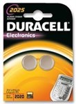Duracell CR2025 (pack 2)