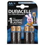 Duracell Ultra AA Batteries (pack 4)