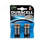 Duracell Ultra AAA Batteries - Pack of 4