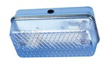 Clear IP65 Bulkhead Non-corrosion aluminium alloy body
