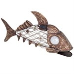Eglo Solar LED metal Outdoor Fish Light