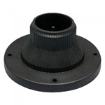 Elco Modular Outdoor Globe Post Base Fixing Plate