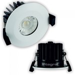 Fire Rated Low- Profile 6W LED Downlight 3000K - IP65