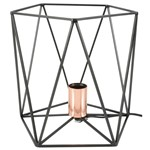 Lamp Cage - Geometric Desk Lamp